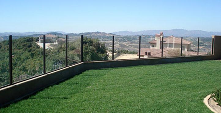Stunning San Diego Glass Fencing & Glass Walls
